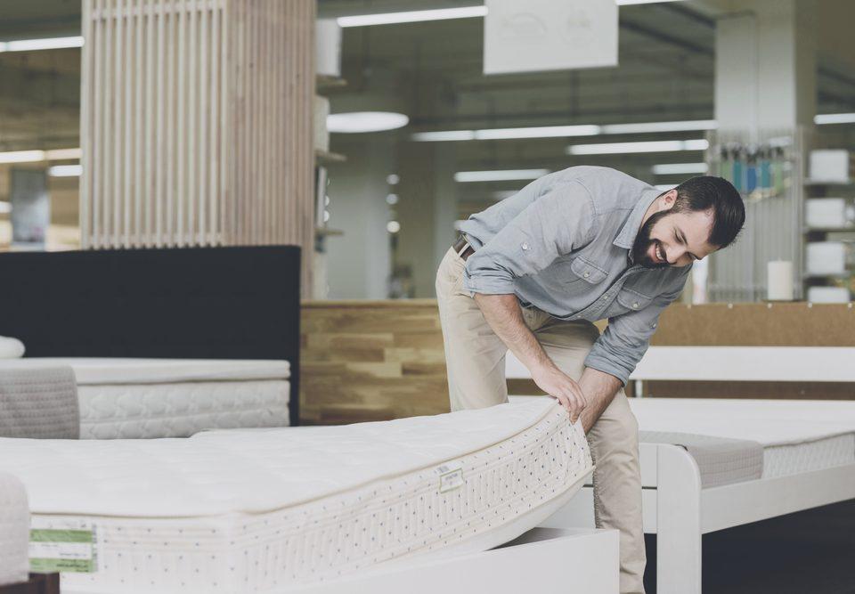 mattress store alpharetta