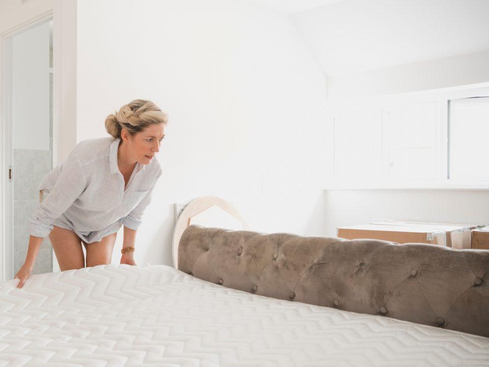 Alpharetta Mattress Store_bed placement