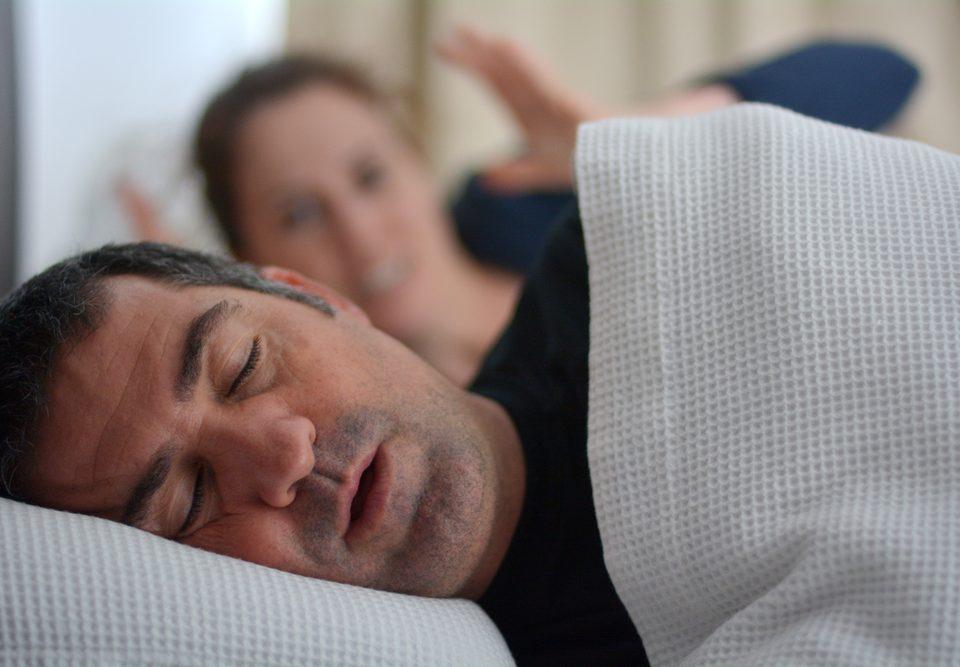 adjustable beds_snoring